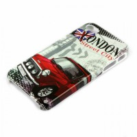 COVER IPHONE 4/4S LONDON MINI