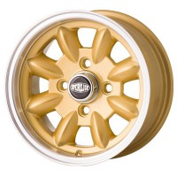 "CERCHIO IN LEGA SUPERLIGHT 5,5x12"" *ORO*"