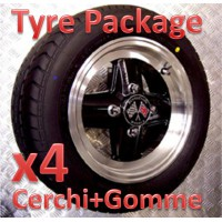 "TYRE PACKAGE REVOLUTION 5x12"" *NERO*"
