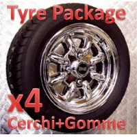 "TYRE PACKAGE MINILIGHT 5x12"" *CROMATI*"