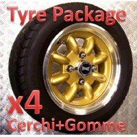 "TYRE PACKAGE MINILIGHT 5x12"" *ORO*"