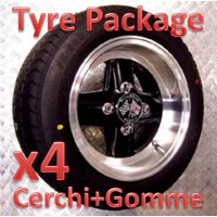 "TYRE PACKAGE REVOLUTION 6x12"" *NERO*"