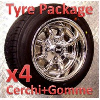 "TYRE PACKAGE SUPERLIGHT 6x12"" *CROMATI*"