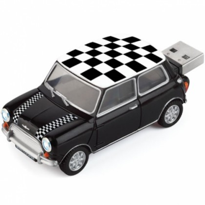 "CHIAVETTA USB 4GB ""MINI CHEQUERED"""