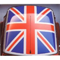 BANDIERA DA TETTO UNION JACK