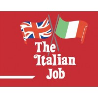 KIT DECAL THE ITALIAN JOB